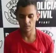 Homem é preso com drogas dentro de van em Teresina