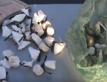 Dama do tráfico, Daiane é presa com drogas e objetos roubados