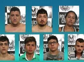 Operação Tinguis prende bando acusado de roubo a bancos em Teresina