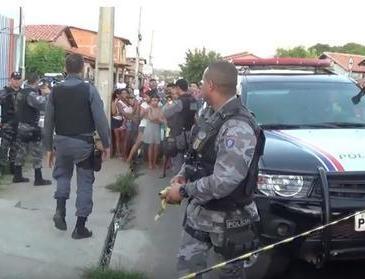 Jovem é assassinado por arma de fogo em Timon