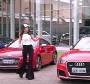 Audi Sport Experience leva test-drive para apaixonados por carros esportivos