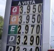Petrobras anuncia novo aumento de 1,1% no preço da gasolina