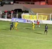Veja os gols de Picos x River pelo Campeonato Piauiense 2017