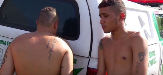 Operação conjunta prende cinco homens acusados de assalto