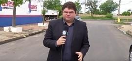 Repórter Carlos Mesquita relata como foi o assassinato de empresário em Teresina