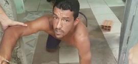 Criminoso com tornozeleira eletrônica é reconhecido pela vítima e preso após roubo de moto