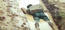 Homem é encontrado morto em córrego na cidade de Timon