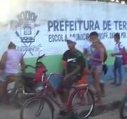 Escola municipal sofre vários arrombamentos e população pede providências