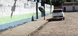 Escola de Teresina já foi assaltada cinco vezes em menos de um mês