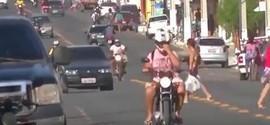 Motos tomadas de assalto em Parnaíba são recuperadas na divisa do PI com o MA