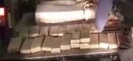 PRF apreende 254kg de maconha escondida em veículo no Piauí