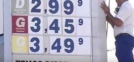 Teresinenses são surpreendidos com aumento nos preços dos combustíveis