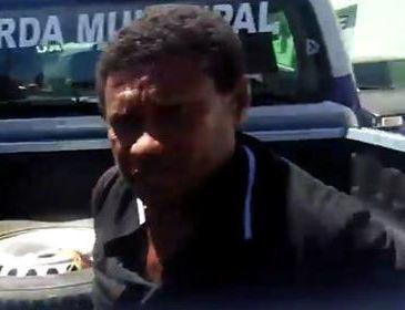 Homens brigam no Centro de Teresina e são conduzidos para Central de Flagrantes