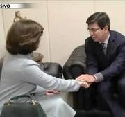 Jogo do Poder: Samantha mostra ao vivo visita de Raquel Dodge a senadores