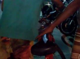 Dupla é conduzida para Central de Flagrantes após assaltos em Teresina
