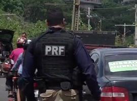 Polícia Rodoviária Federal retoma patrulhamento após liberação de verba