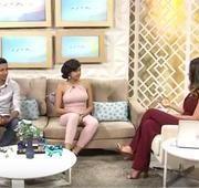 Familiares da Miss Brasil 2017, Monalysa Alcântara, participam do Supertop