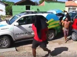 Quatro pessoas são presas durante operação policial em Parnaíba