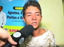 Suposto cliente assalta mototaxista em Parnaíba; PM prende acusados
