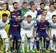 Barcelona 5 x 0 Chapecoense - Gols & Melhores Momentos