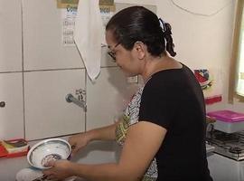 Mulher contrai bactéria após uma caxumba e enfrenta sérios problemas