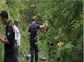 """Homem conhecido como """"Filho do Trovão"""" é morto a tiros e jogado no lixão da zona Norte da capital"""