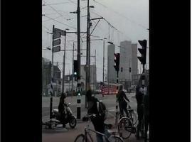 Ventos da tempestade Friederike provocaram caos na Holanda