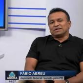 Pinga Fogo: Entrevista com o deputado federal reeleito Fábio Abreu - PRB