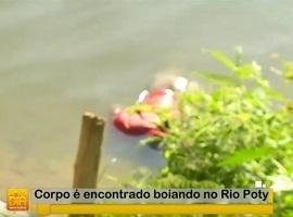 Corpo é encontrando sem vida nas margens do Rio Poty em Teresina