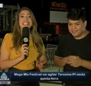 Mega Mix Festival vai agitar Teresina nesta quinta-feira (18)