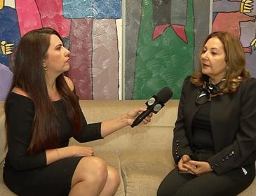 Desembargadora Liana Chaib é eleita presidente do TRT-PI