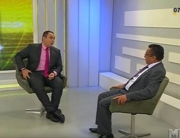 Entrevista na íntegra com o vereador Dudu no Bom Dia MN