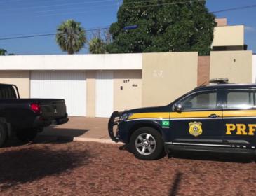 Operação apreende dinheiro e carros de luxo em casa de prefeito no PI