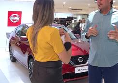 Diretoria da Nissan do Brasil visita novas instalações da Japan Veículos em Teresina-PI