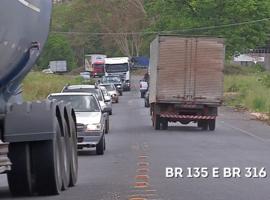 Feriado termina com dois mortos e 22 feridos em acidentes nas rodovias federais do Piauí