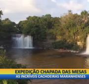 Programa Novas Fronteiras mostra as belezas das cachoeiras gêmeas do Maranhão