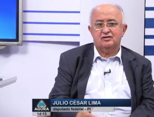 Pinga Fogo: Entrevista com o deputado federal, Júlio César
