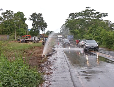 Chuvas provocam estragos em vias e obra na Raul Lopes pode durar 20 dias