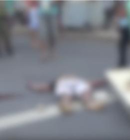 Garçom é perseguido e assassinado a tiros em Teresina