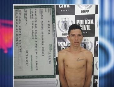 Homem que matou funcionário de partido político é preso e confessa assassinato