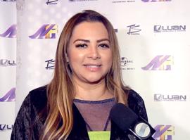 Márcia Fellipe será a primeira-dama do carnaval Euphoria