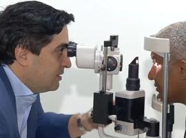 Médico Piauiense realiza mais de 1500 cirurgias de catarata no interior do Estado