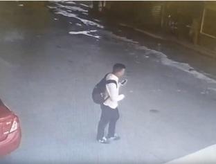 Criminoso monitora funcionária e leva R$ 15 mil reais na porta de posto de combustível