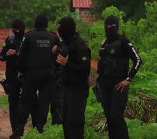 """""""Alex Gêmeo"""" é recapturado e comparsa é morto durante operação"""