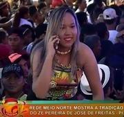 Rede Meio Norte faz transmissão do Zé Pereira de José de Freitas