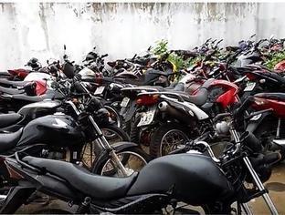 Polícia registra aumento no número de roubos de motocicletas em Teresina