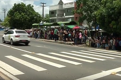 Passageiros reclama de falta de ônibus nas zonas Leste e Norte de Teresina