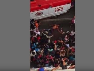 Idoso reage a tentativa de assalto e mata criminoso no Centro de Teresina