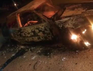 Homem morre carbonizado em acidente minutos antes do próprio aniversário no MA