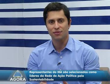 Representantes do MA são selecionados como líderes da rede de ação política pela sustentabilidade
